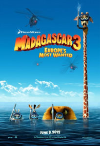 Madagascar 3 metaglotismeno Gr Audio