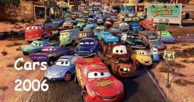 Cars 2006 (Αυτοκινητα) Μεταγλωτισμενο