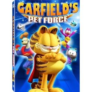 Garfields Pet Force Gr Audio
