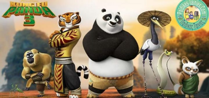 Online Κουνγκ Φου Πάντα 3 Μεταγλωττισμένη